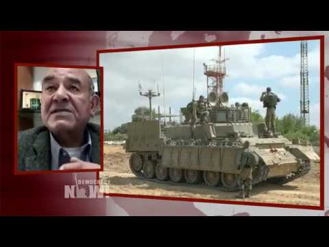 Democracy Now! Interviews Raji Sourani, Director of Palestinian Center for Human Rights