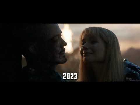 MARVEL ZOMBIES – Teaser Trailer 2022 Marvel Studio  Robert Downey Sci-Fi Movie HD_1080p