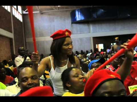 Zimbabwe Elections 2013  -  Diaspora Vote Campaign  MDC T