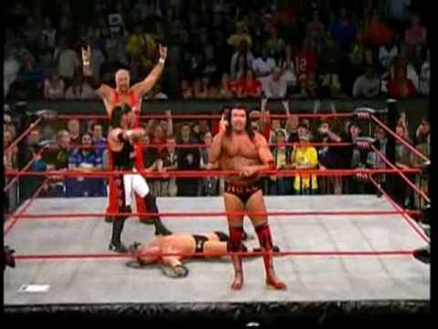 NWO Wolfpac In TNA Wrestling