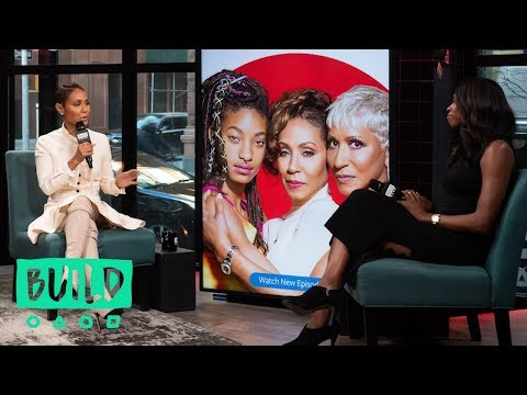 Jada Pinkett Smith Chats About Her Facebook Watch Series, Red Table Talk