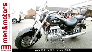 Honda Valkyrie F6C - Review (2003)