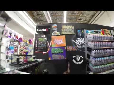 LAS VEGAS ART SUPPLY STORE (GRAFFITI SUPPLIES )