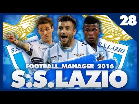 FOOTBALL MANAGER 2016 LET'S PLAY | Lazio #28 | Riyad Mahrez Proves His Worth