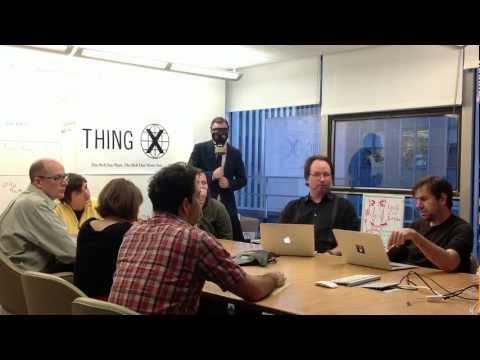 Harlem Shake ruins Thing X staff meeting