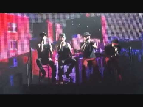Big Time Rush    (Better With U Tour 21812 Los Angeles)