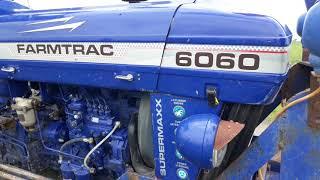 FARMTRAC 6060 SUPERMAXX REVIEW