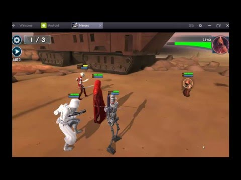 Star Wars Galaxy of Heroes Hack → Add *999999* Crystals in 1 Minute! 100% working!! |No Root|