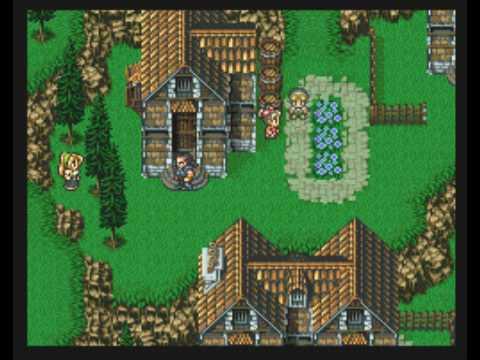 Let's Play Final Fantasy VI #19 - Forging Relationships