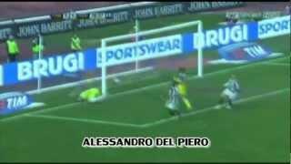 Alessandro Del Piero-Bianconero Per Sempre HD