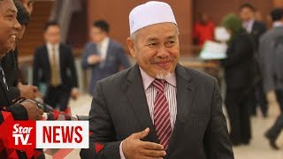 PAS has no problem for its lawmakers to declare their assets, says Tuan Ibrahim