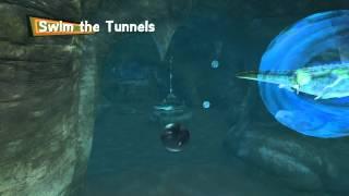 Madagascar 2 Escape Africa Walkthrough PC - Part 14 - Water Caves - HD