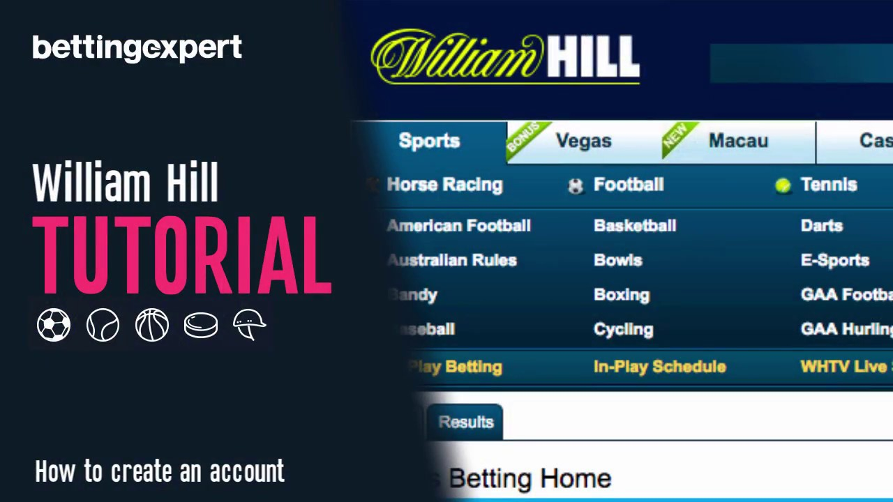 William Hill Open Bet