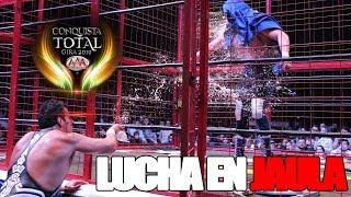 LuchaLibreAAA #Deportes #Lucha Lucha ESTELAR del evento de Gira de ...