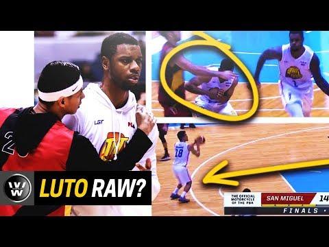 LUTO raw ang Game 6 ng PBA Finals? | Paano NATALO ang TNT? | Jones & Santos, BATI na?
