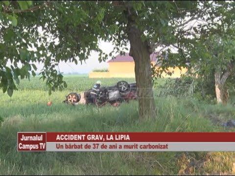 ACCIDENT GRAV, LA LIPIA