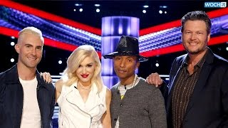 The Voice: Gwen Stefani Can't Remember Blake Shelton's Name And It's Hilarious