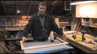 How To Build A Twin Bed W Storage Using Kreg Power Tools   Part 6