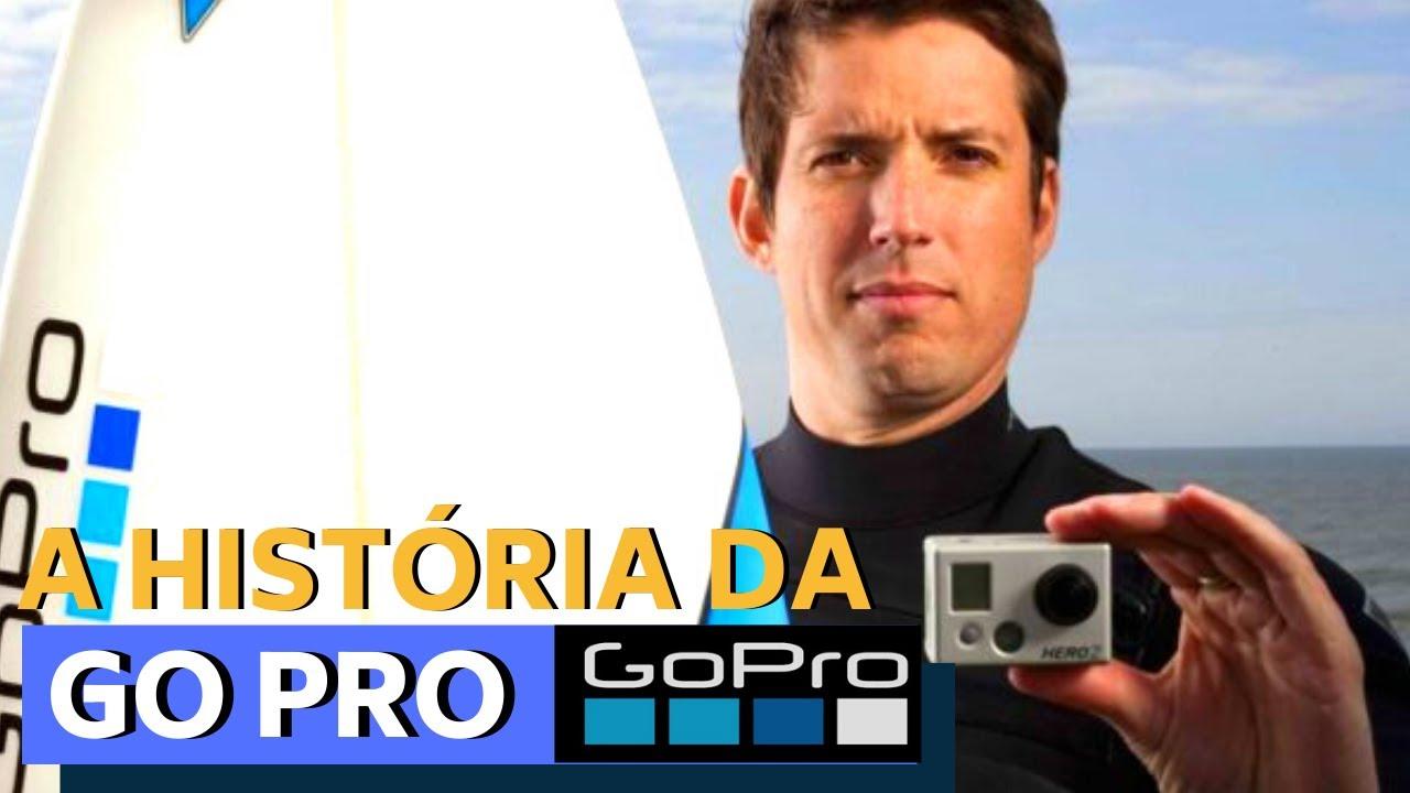 A HISTÓRIA DA GO PRO