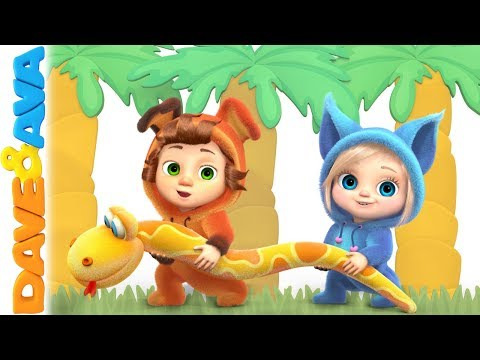 👍Nursery Rhymes and Baby Songs | Top Nursery Rhymes from Dave and Ava 👍 thumbnail