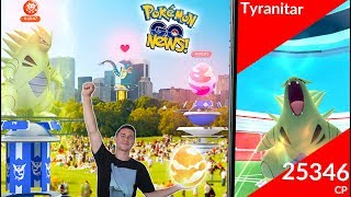 *THE BIGGEST UPDATE IN POKEMON GO HISTORY!* NEW GYM RAIDS, ITEMS, GYM BADGES, GYM FEATURES & MORE!