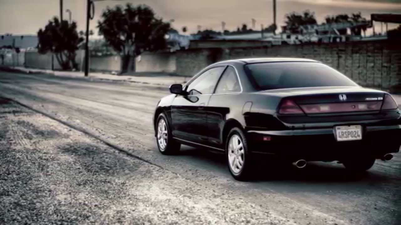 2001 Honda Accord Coupe EX V6 - YouTube