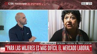 """Dora Barrancos: """"De esta encrucijada vamos a salir"""""""