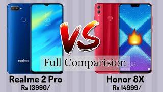 Honor 8X vs Realme 2 Pro Camera,  | Honor 8X Unboxing | NEWS SRW SRW