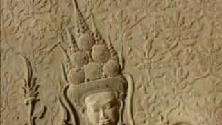 Devatas of Angkor Wat, Cambodia