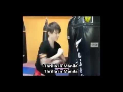 Greyson Chance - Thrilla in Manila (Official Lyrics on Screen)