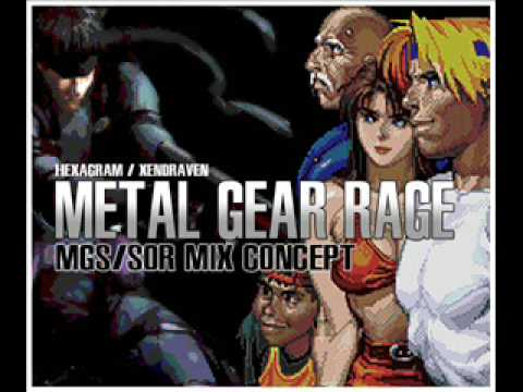 MGS/SOR Intro Theme Mix-up