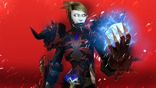 Big Frost DK Damage, But Not What You Expected - PvP WoW: Battle For Azeroth 8.1