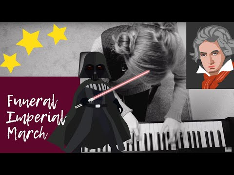Funeral Imperial March ft  DARTH VADER, Chopin, Beethoven