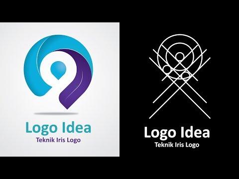 Halo teman-teman! kali ini kita membuat sebuah logo, lebih tepatnya Lettermark Logo meggunakan softw.