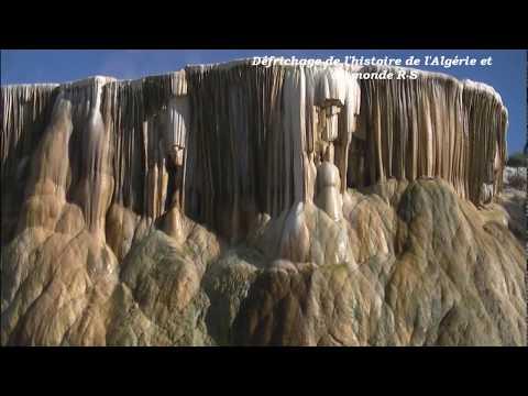 Geyser (Meskhoutine - Algérie) , (Yellowstone - USA) , (Strokkur - Island) , Geysers extraterrestres