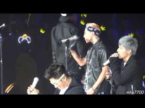 [HD Fancam] 121214 Big Bang - Cafe (long Cut) @ Wembley Arena, London