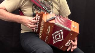 Mill Race Waltz by Brian Peters - Anahata, melodeon