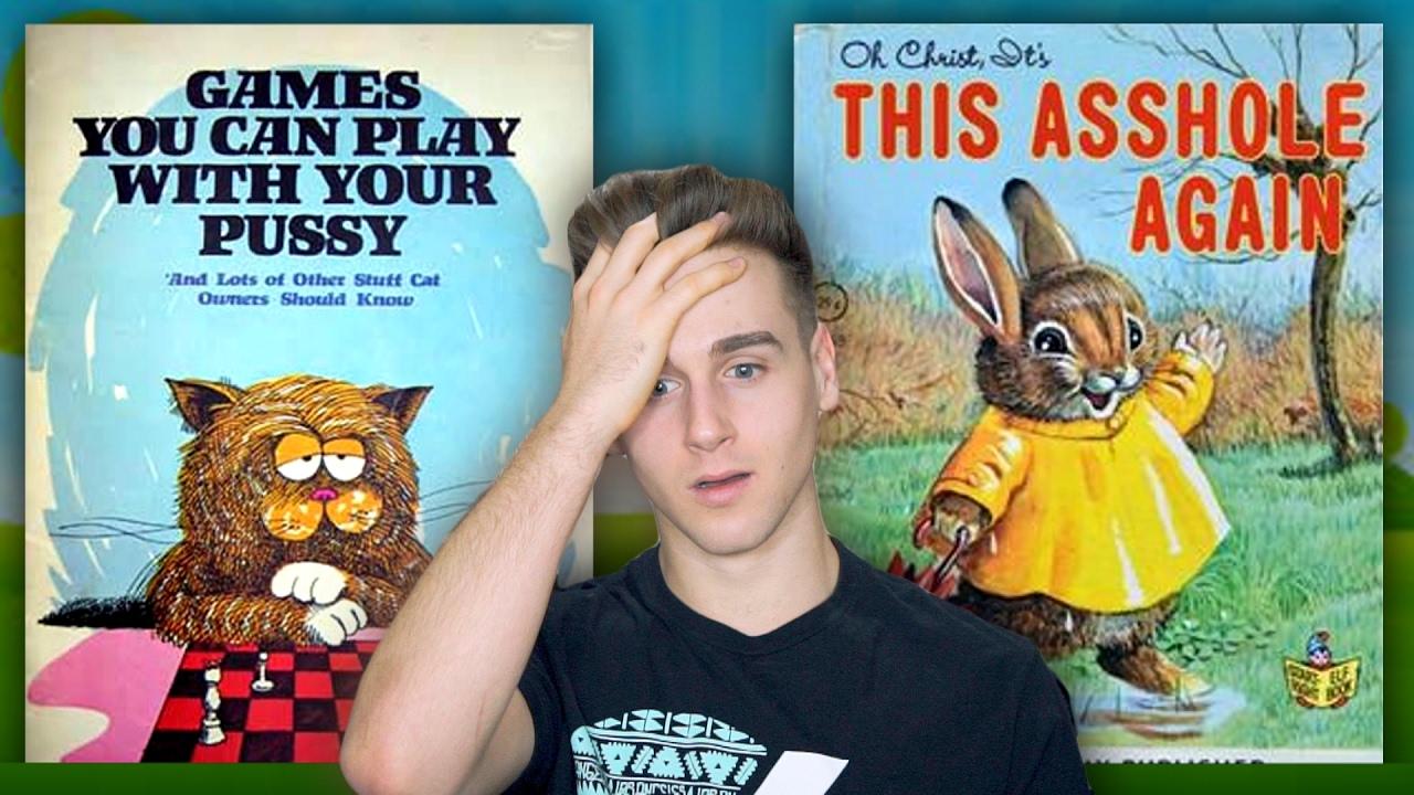 Inappropriate Children S Books Youtube