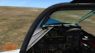 A2ADCS P-51D Landing Physics and Ground Handling Conclusion