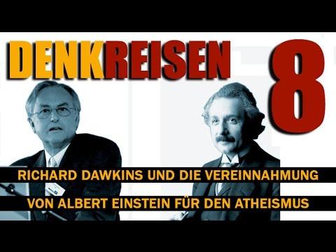 Denk|Reise08 - Die atheistische Vereinnahmung von Albert Einstein