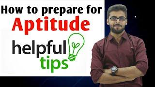 How To Prepare For APTITUDE HELPFUL TIPS | GATE | UGC | JOB Preparation screenshot 2