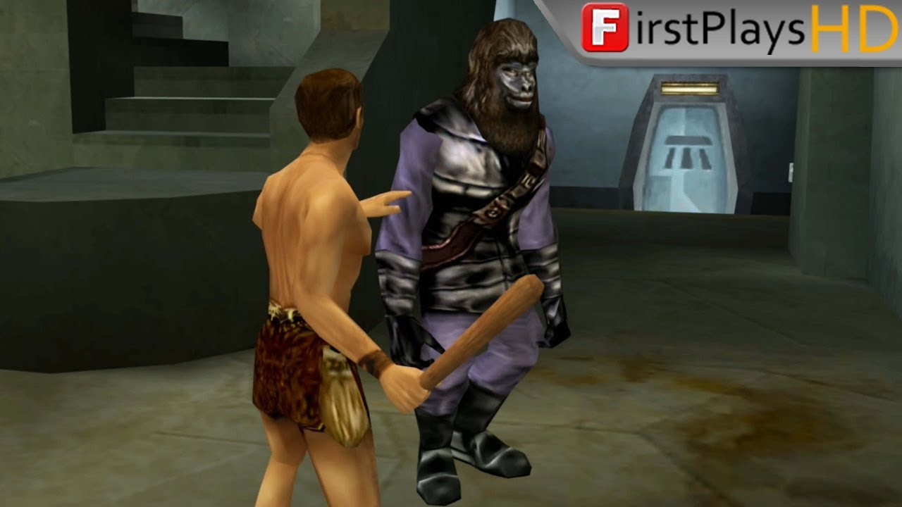 Download Planet of the Apes (2001) - PC Gameplay / Win 10