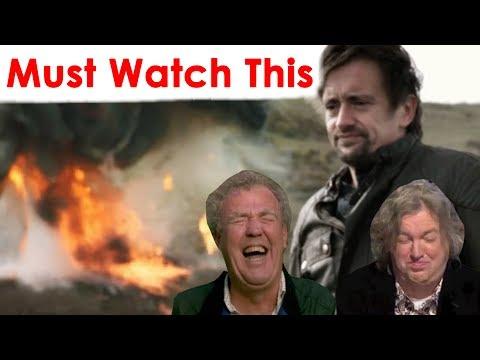 Richard Hammond Talks | Crash | Rimac Review | Grand Tour  Spoilers