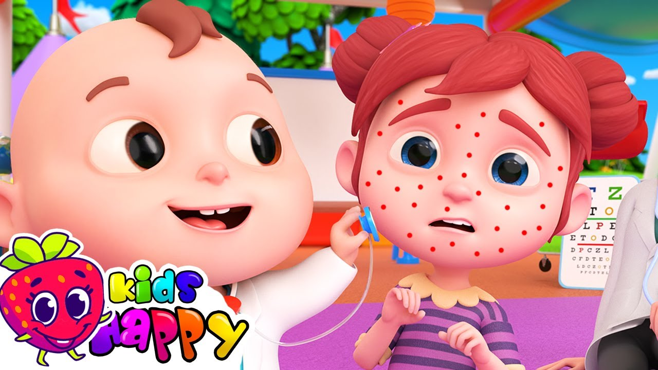 Going To The Doctor Doctor Checkup Song Nursery Rhymes & Kids Songs