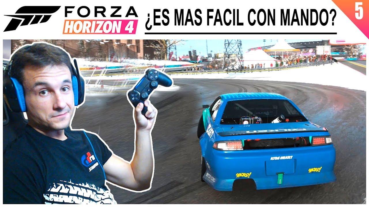 Forza Horizon 4 5 Es Mas Facil Con Mando Gtro Stradivar Gameplay Español Youtube