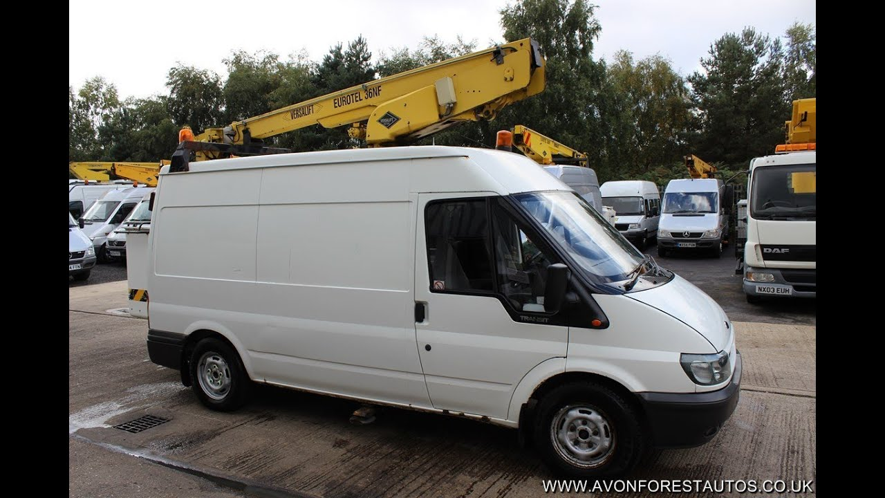 Ford transit versalift 36nf cherry picker access platform for sale ford transit versalift 36nf cherry picker access platform for sale sciox Gallery