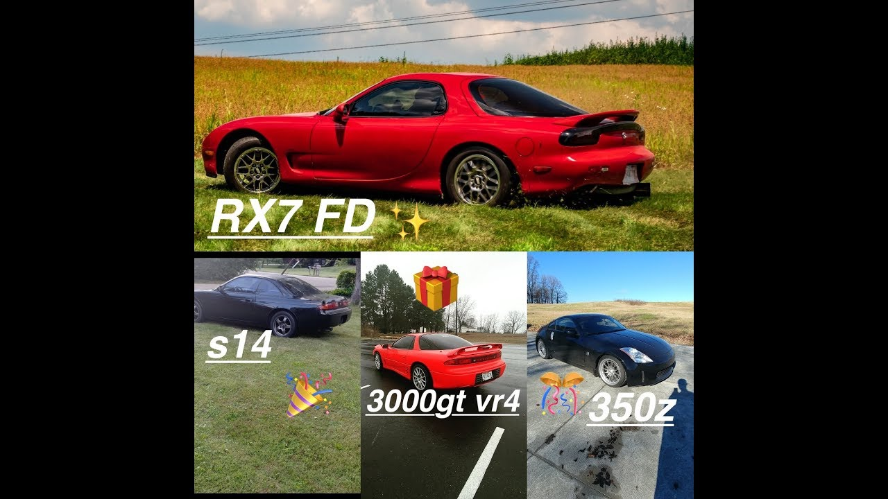 Free Car Giveaway >> 100 Free Car Giveaway Plans For The 3000gt Vr4 S14 Rx7 Fd 350z