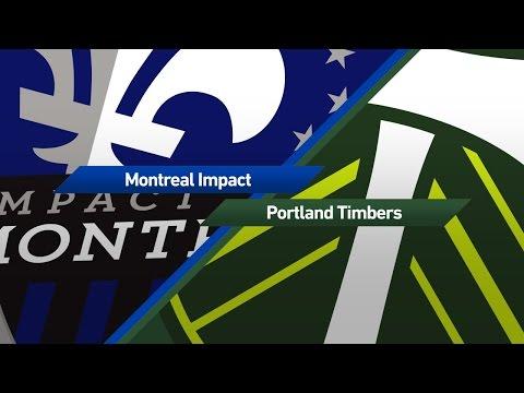 Highlights: Montreal Impact vs. Portland Timbers | May 20, 2017