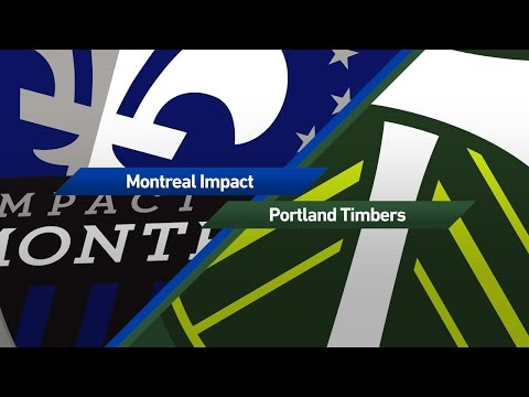 Highlights: Montreal Impact vs. Portland Timbers | May 20, 2017
