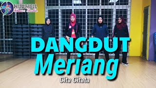 Zumba Dangdut Meriang by Cita Citata with Zin Nurul